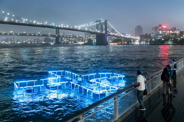 +POOL Visualizes Water Quality with Art