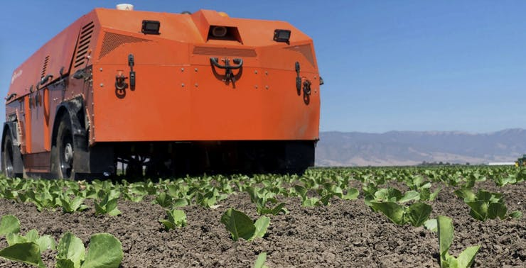 Autonomous Farming Robot Doctors Are Here to Help Save Agriculture